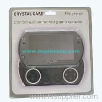 PSP GO crystal case