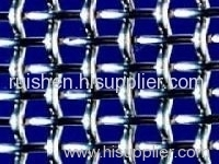 302 Stianless crimped wire mesh