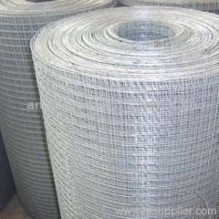 cold galvanized welded roll