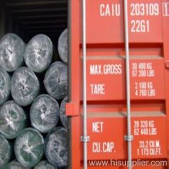 hot dipped galvanized welded roll