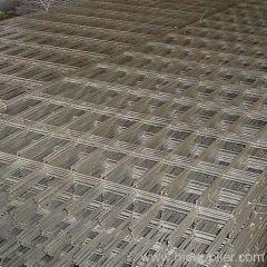 galvanized welded panel