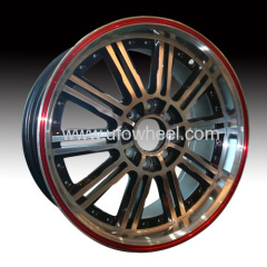 Alloy Wheel red line