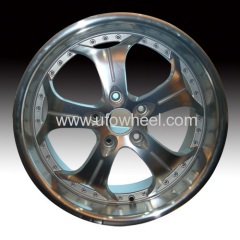 Alloy Wheel VC CHROME