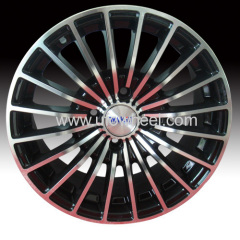 Alloy Wheels MULTI SPOKE
