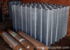 Rolled galvanized Welded Wire Meshes