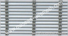stainless steel drapery