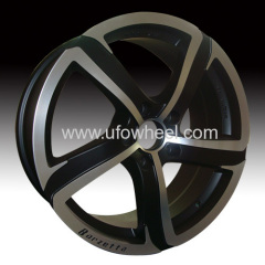Alloy Wheels light weight