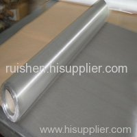 Resen Stainless Steel Dutch Weave Meshes