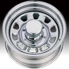 Trailer Steel Wheel Dual Powder