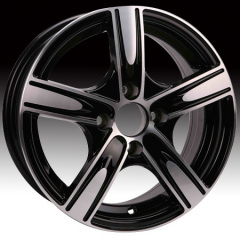 BLACK MACHINE FACE Alloy Wheel