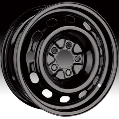 Black MOD Steel Wheel Rim