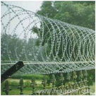 hot dipped razor wire meshes
