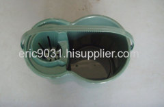 plastic cleaning bucket