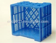 plastic square crate