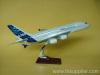 Resin Plane Model Airbus