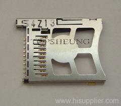PSP memory card socket