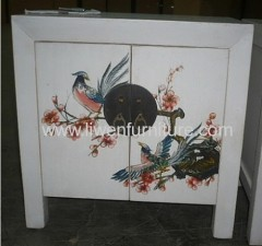 Chinese reproduction furniture nightstand