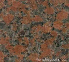 granite tile Maple leaf Red