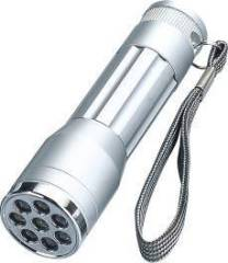 8 LED Aluminum flashlights