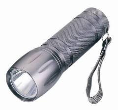 waterproof aluminum flashlights