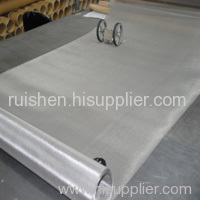 stainless steel ducth weave wire mesh