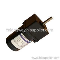 Micro AC geared motor