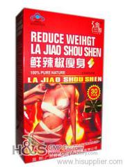 Lajiaoshoushen diet pill
