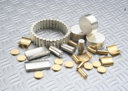 Ni Plated NEODYMIUM MAGNETS