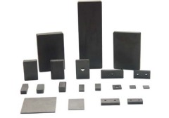 ferrite type cutted magnets