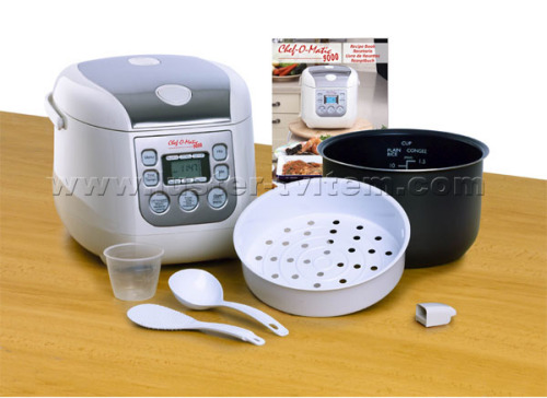 Chef o matic pro bestofinstrukciya - Robot chef o matic pro ...