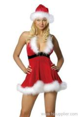 women christmas lingeries