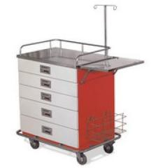 Hospital Therapy Trolley