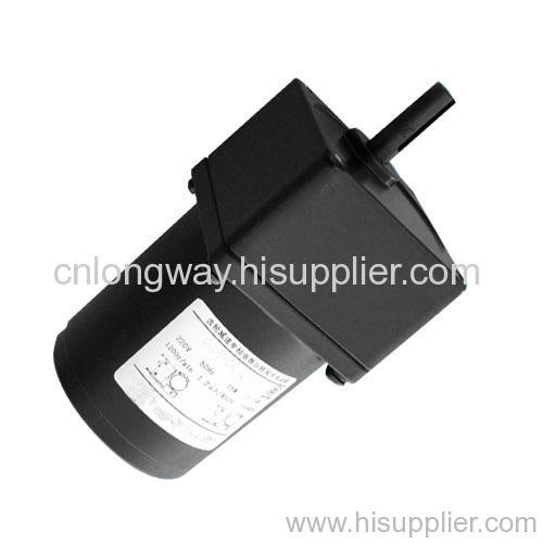 micro ac gear motor