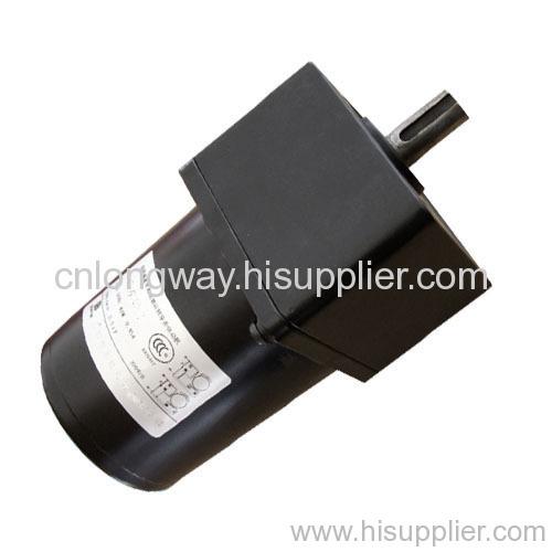 High torque AC geared motors