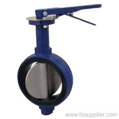 wafer type valve