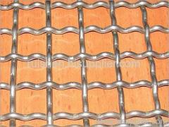 304 Stainless Crimped Wire Mesh