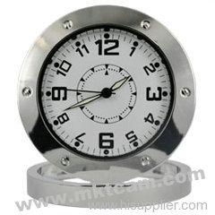 Spy Mini Hidden table clock camera