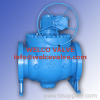 Top Entry Ball Valve for oil & gas pipeline service