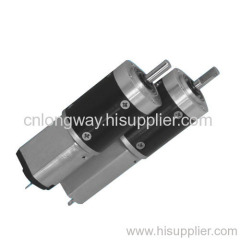 PM DC Planetary Gear Motors