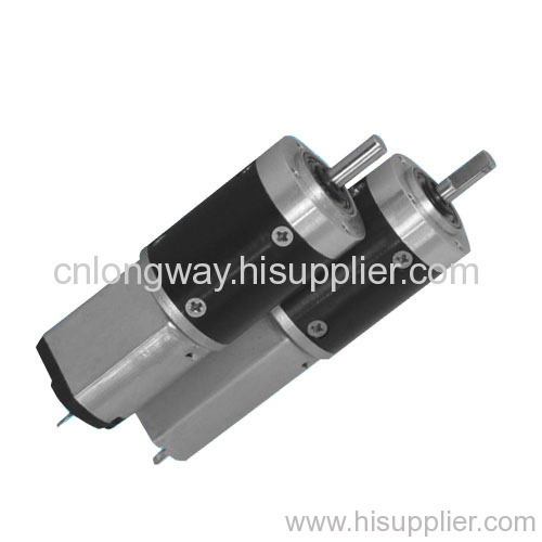 Pm Dc Gear Motors From China Manufacturer Ningbo Yinzhou