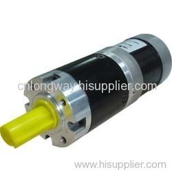 dc brushless gear motor