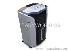 electric strip cut paper shredder