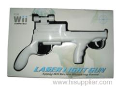 Wii laser light gun