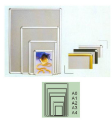 display frames