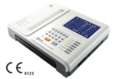 12 Channel ECG Machine