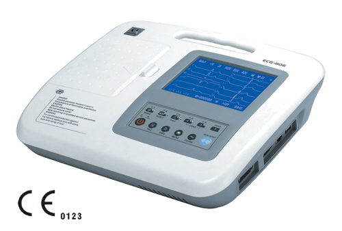 Six Channel Electrocardiograph