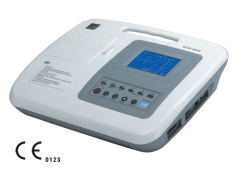 Three Channel ECG Machine