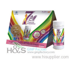 7 color diet slimming pills