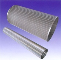 wedge wire cylinder screen