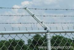 electro galvanized barbed wire in coil